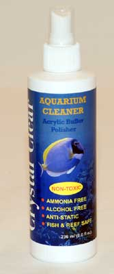 Crystal Clear Acrylic Buffer Polisher 8oz