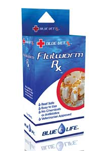 Blue Life Flatworm Rx