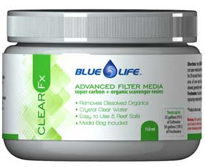 Blue Life Clear FX Filter Media 300 ml - Treats 50 gals.