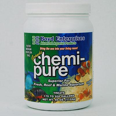 Boyd's Chemi Pure Grande 40oz