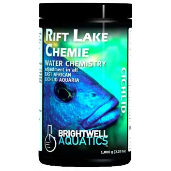 Brightwell Rift Lake Chemie - Water Chemistry for East African Cichlid Aquaria 500 g