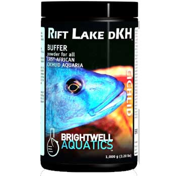 Brightwell Rift Lake dKH - Buffer for East African Cichlid Aquaria 250 g