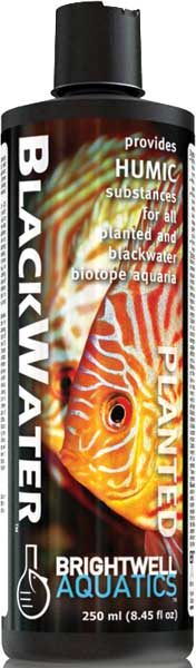 Brightwell BlackWater Conditioner for FW Aquaria 250 ml /8.5 fl. oz.