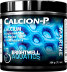 Brightwell Calcion-P - Dry Calcium Supplement for Reef Aquaria 200 g. / 7.1 oz.
