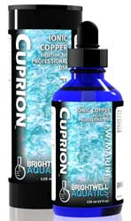 Brightwell Cuprion - Stabilized Ionic Copper Solution; PROFESSIONAL USE ONLY 125 ml