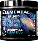 Brightwell Elemental - Dry Reef-Building Complex for Corals, Clams, etc. 400 g. / 14.1 oz.