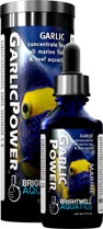 Brightwell Garlic Power - Concentrated Garlic Supplement for Marine Fishes 30 ml / 1 fl. oz.