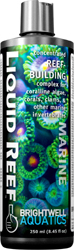 Brightwell Liquid Reef - Reef-Building Complex for Corals, Clams, etc. 250 ml /8.5 fl. oz.
