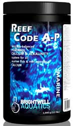 Brightwell Reef Code A-P - Balanced Calcium & Alkalinity System Powder - Part A (Calc.) 4 kg
