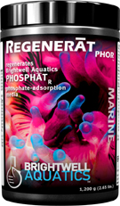 Brightwell RegeneratPHOR - Regenerates up to 1500 ml of PhosphatR 1.2 kg. / 2.6 lbs.
