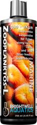 Brightwell Zooplanktos-L - Zooplankton (Large) 500-2K micron 500 ml / 17 fl. oz.