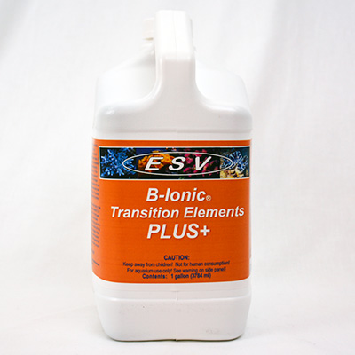 ESV B-Ionic Transition Elements PLUS+ 1 gal.