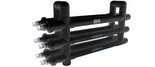 "Aqua Ultraviolet 240w 2"" w/ Wiper Classic UV Sterilizer"