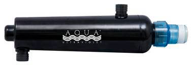Aqua Ultraviolet 8w Advantage 2000 Inline UV Sterilizer