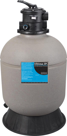 Ultima II 4000 1.5&quot; Filter