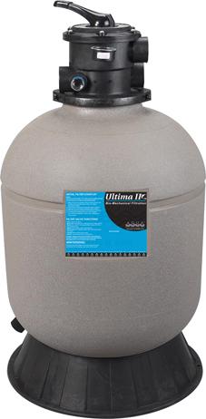 "Ultima II 4000 1.5"" Filter"