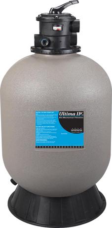 "Ultima II 6000 2"" Filter"