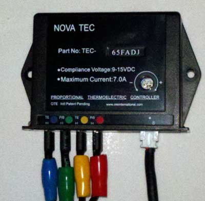 Proportional Temperature Controller for Ice Probe Chiller