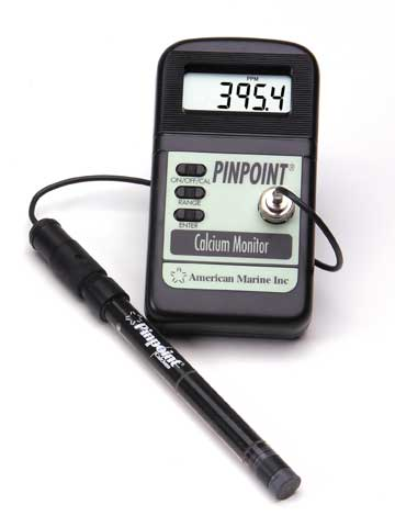 Pinpoint Calcium Monitor