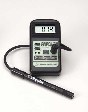 Pinpoint Dissolved Oxygen Monitor