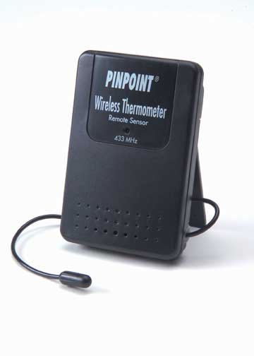 Pinpoint Wireless Thermometer Sensor