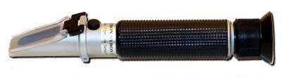 BlueLine Premium Salinity Refractometer w/ ATC