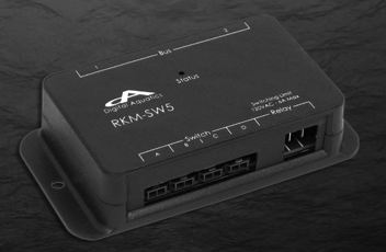 Digital Aquatics RKM-SW5 Switch 5 - 30-0026-001