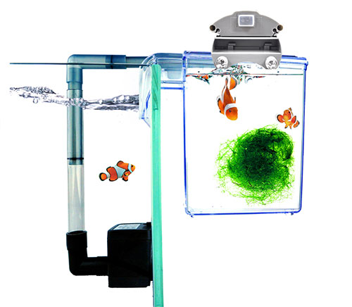 Finnex Hang-on Refugium w/ Light