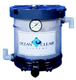 Ocean Clear 317 Canister Filter