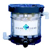 Ocean Clear 318 Canister Filter