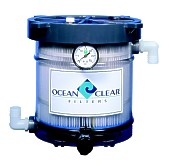 Ocean Clear 340 Canister Filter