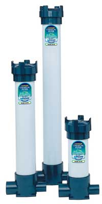 Lifegard Chemical Filter Single Capacity 14""
