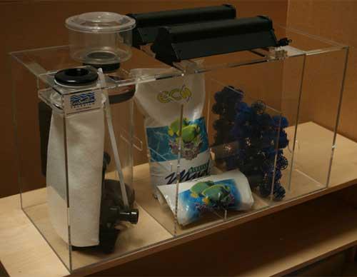EcoSystem Pro Series 3012 Acrylic Sump Mud Filter