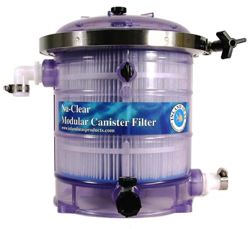 Nu-Clear 530 Canister Filter w/30 sq ft cartridge