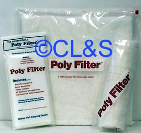 Poly Filter Discs