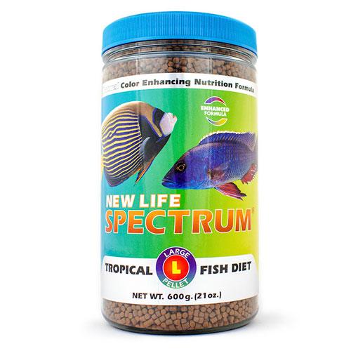 New life spectrum food champion lighting supply for New life spectrum fish food