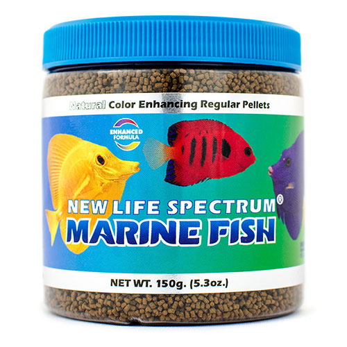 New Life Spectrum Naturox Marine Food 150gm