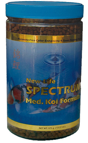 New Life Spectrum Koi Food 2240gm