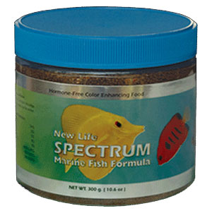 New Life Spectrum Marine Food 2270 gram