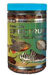 New Life Spectrum Mega Fish Formula 1875gm