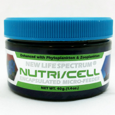 CLEARANCE - New Life Spectrum Nutricell Encapsulated Micro Feeder 40g