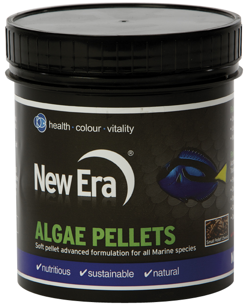 New Era 120 gm Algae Pellets