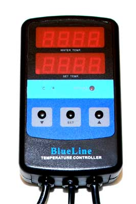 BlueLine Biotherm Temperature Controller