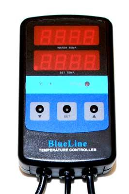 BlueLine Biotherm Temperature Controller