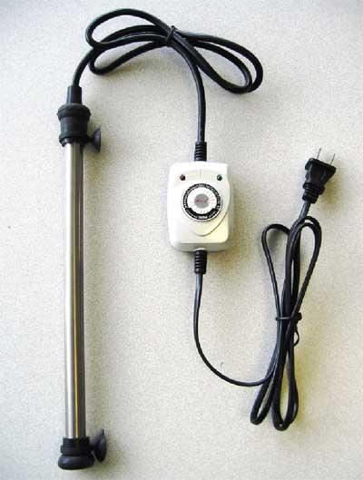 Finnex 500w Electronic Titanium Heater