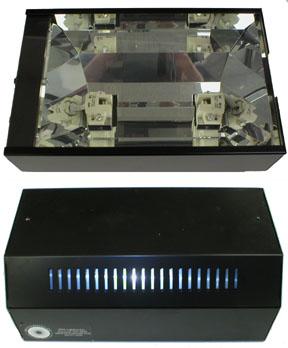 BlueLine 150w HQI E-Ballast Horizontal Pendant