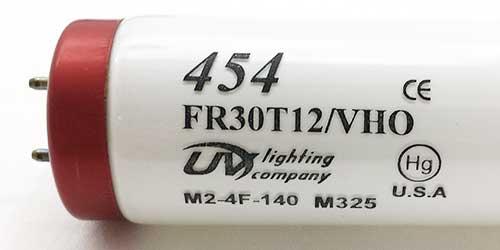 """36"""" VHO UVL 454 T12 Fluorescent Lamp"""