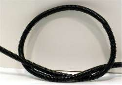 Black Plastic Conduit /Ft