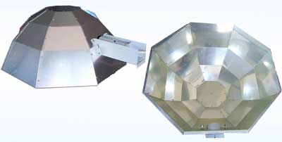 Lumen Bright Large Reflector 20 x 20 x 9""