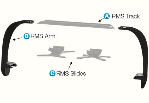 Radion Multi-Light RMS Arms 2/pk